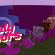 BelyDoors — Мод на новые двери 3x3 блока