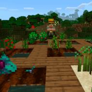 Bum Crops — Мод на фермерство и новые растения
