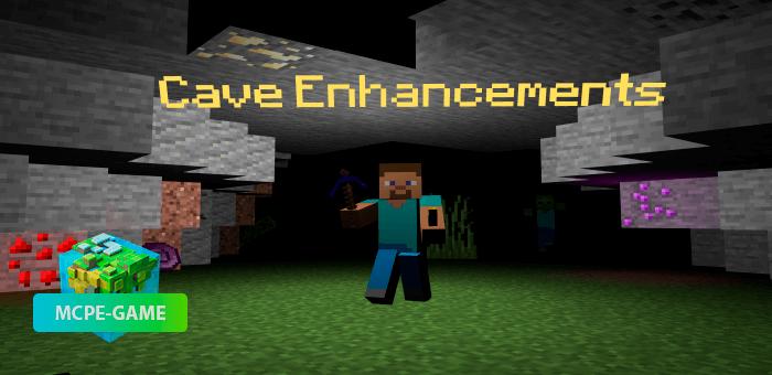 Cave Enhancements — Глобальный мод на данжи и пещеры