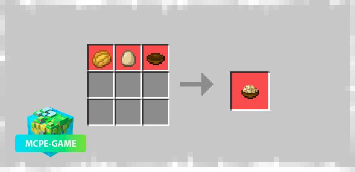 Рецепт крафта картофельного салата из мода Christmas Calendar