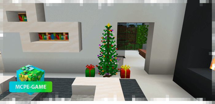 Christmas Decorations - Mod for Christmas Decorations