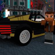 Cyberpunk 2077 — Мод на машины, оружие и героев из Найт Сити