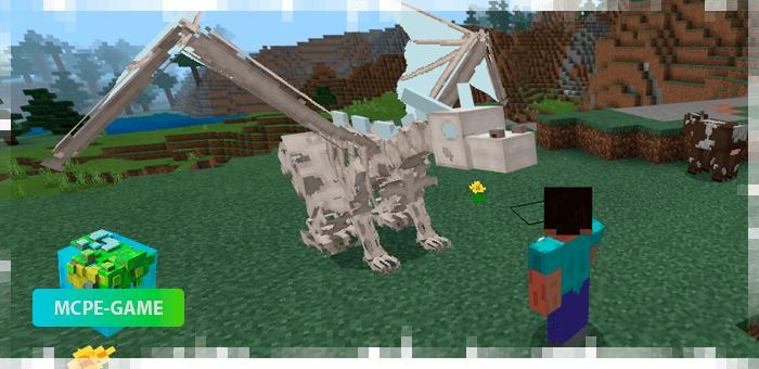 Dragon Mounts 2 — Самый большой мод на драконов