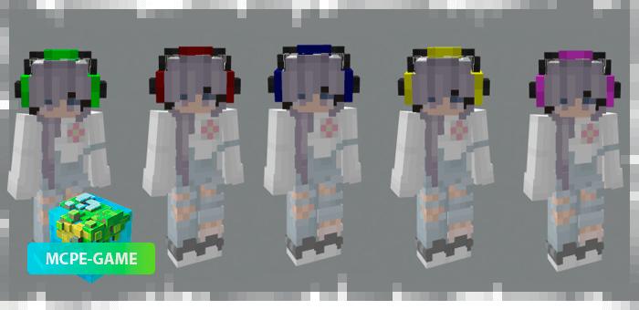 Headphones — Мод на наушники