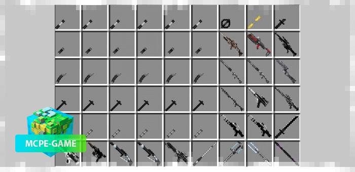Lightsaber Sequel — Мод на лазерные мечи и винтовки из Звездных Войн