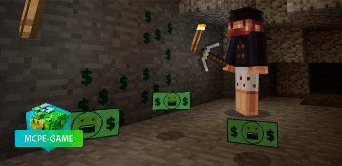Notch's Money — Мод на деньги имени Нотча