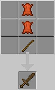 Кожаный меч