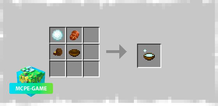Food Crafting Recipes for Dimetrodons