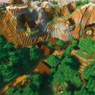 Сид на деревни с двумя порталами
