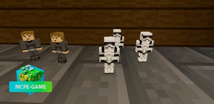 Star Wars Toys — Мод на фигурки героев Звездных Войн и лазерные мечи