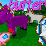 Unicorns and Butterflies — Мод на единорогов, пегасов и бабочек