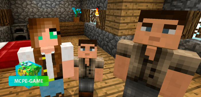 Villagers Come Alive — Мод на живых жителей в Minecraft