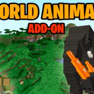World Animals — Самый большой мод на животных