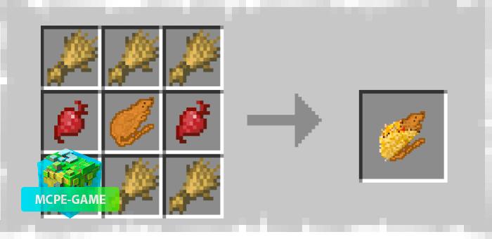 Рецепт крафта тако из крысы