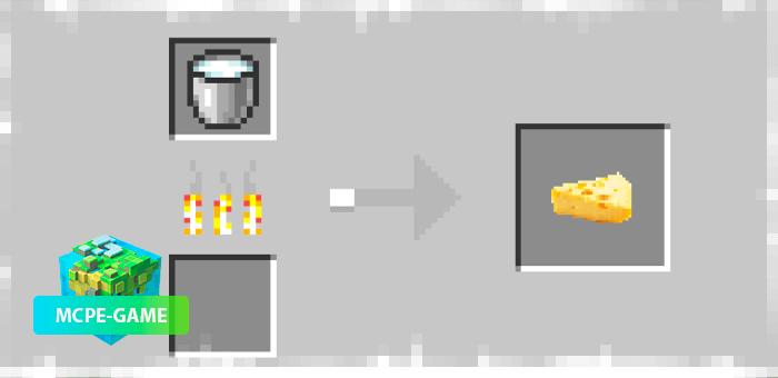 Рецепт крафта сыра