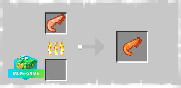 Рецепт приготовления креветок