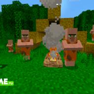 Caveman Buddy — Мод на пещерных людей и ацтеков