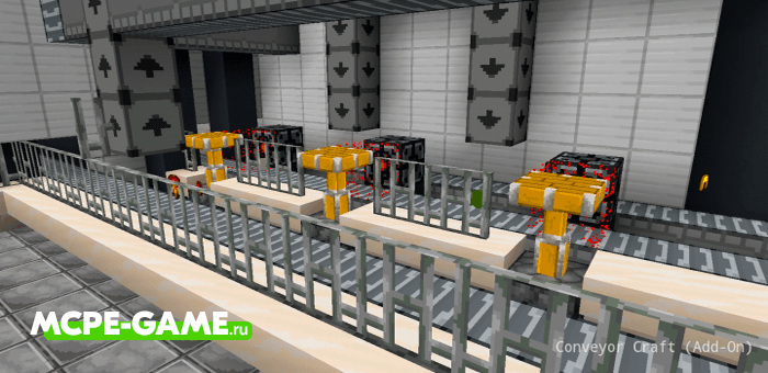 Conveyor Craft — Мод на элеваторы, лифты и автоматизацию