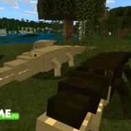 Crocodile — Мод на крокодилов и аллигаторов