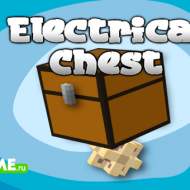 Electrical Chest — Мод на сундуки, которые будут следовать за вами