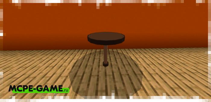 Журнальный столик из мода на мебель для гостиной комнаты Furniture Pack: Living Room