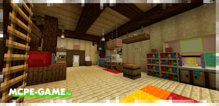 Gravity Falls — Оригинальная карта из Гравити Фолз для Майнкрафт ПЕ