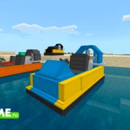Hovercraft — Мод на вездеход или судно на воздушной подушке
