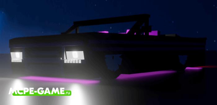 Lowrider — Мод на заниженную машину из GTA SA