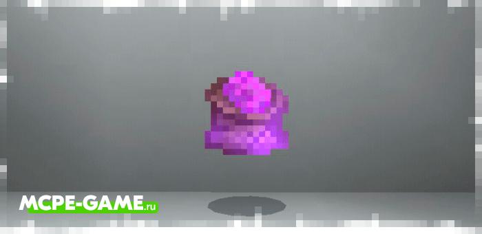 Мешок с волшебной мелочью из мода Magical Broomstick для Майнкрафт