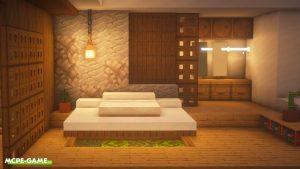 Видео-урок по постройке современной спальни в Майнкрафт