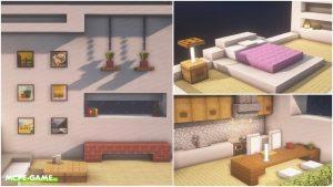 Видео-урок по постройке современной квартиры в Майнкрафт