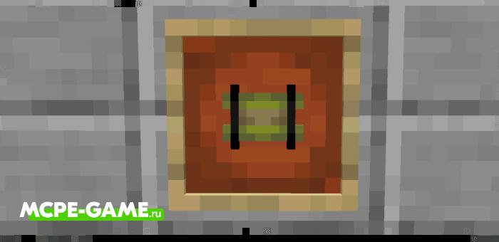 Фосфорная бомба из мода More TNT на Майнкрафт