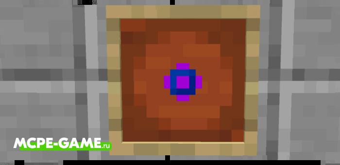 Калиевая граната из мода More TNT на Майнкрафт