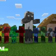 More Zombies — Мод на новые виды зомби