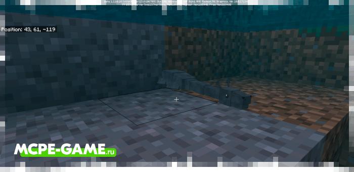 Лох-несское чудовище из мода на мифических существ Mythical Creatures для Minecraft PE