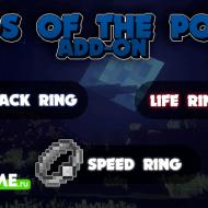 Rings Of The Power — Мод на кольца силы стихий
