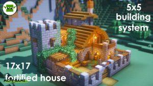 Видео-урок: Строим укрепленный дом для выживания в Майнкрафт