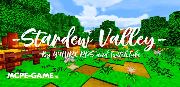 Stardew Valley — Текстуры для фермеров по одноименной игре