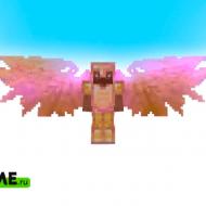 Wings On Armor — Мод на крылья демонов и ангелов