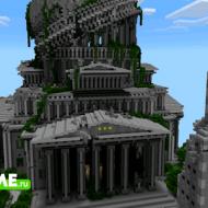 Apocalyptic City — Карта с огромным разрушенным и заброшенным городом на Майнкрафт