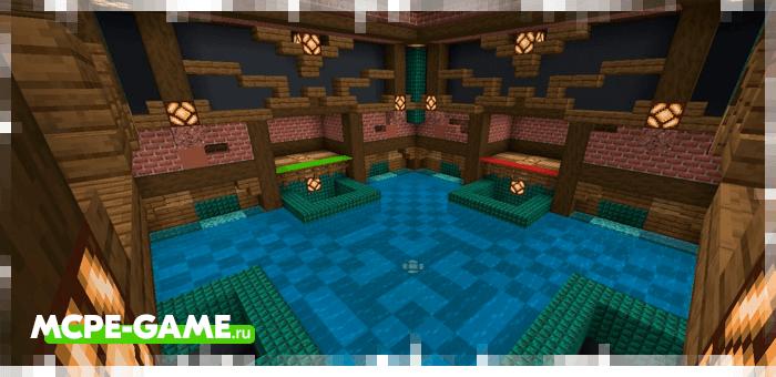 Fishing Pigs — Мини-игра на ловлю поросят с помощью удочки