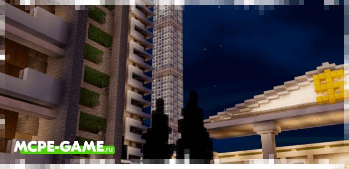 GMC City — Невероятно большой современный город