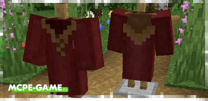 Hogwarts Robes — Мод на мантии и шарфы из Гарри Поттера