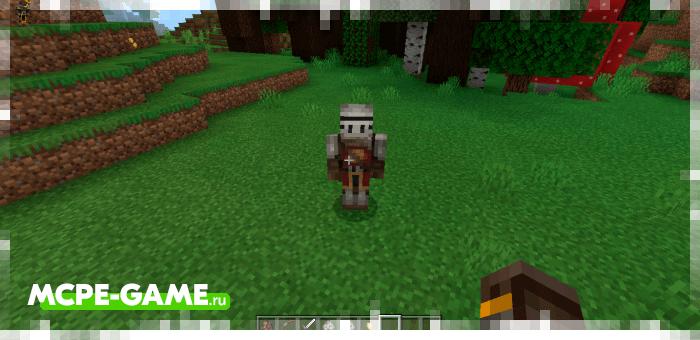 Бандиты и разбойники из мода Inhumanity для Minecraft