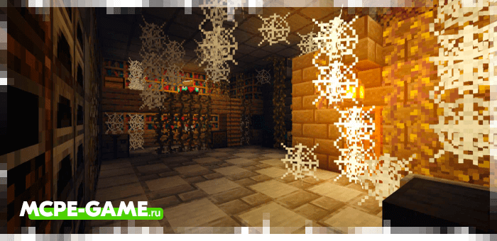 The underground dungeon from the Just Structure mod for Minecraft