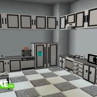 Kitchen Appliances — Мод на мебель и технику для кухни