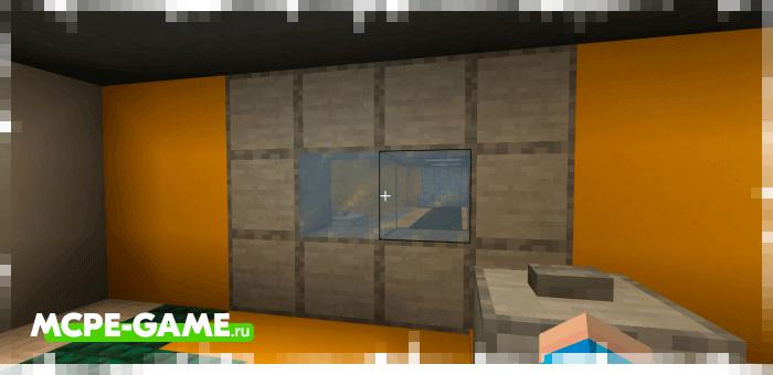 Mira HQ — Вторая карта Амонг Ас для Майнкрафт