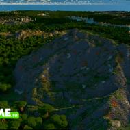 Project Althea — Карта с реалистичной местностью