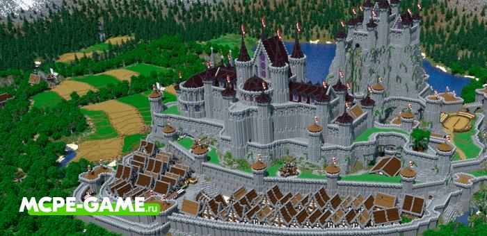 Snowcoal's Kingdom — Невероятно красивое средневековое королевство
