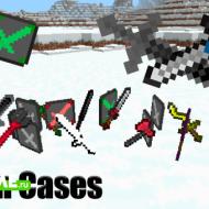 Weapon Cases — Мод на кейсы с уникальным оружием